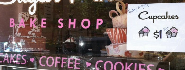 Sugar Pine Bake Shop is one of Locais salvos de Erick.