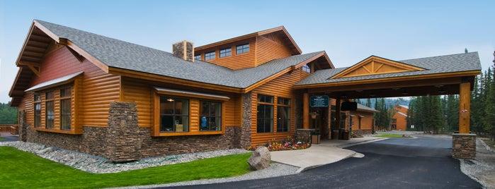 McKinley Village Lodge is one of Gespeicherte Orte von Lana.