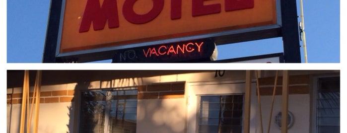 Amberlee Motel is one of Fav Cities!.