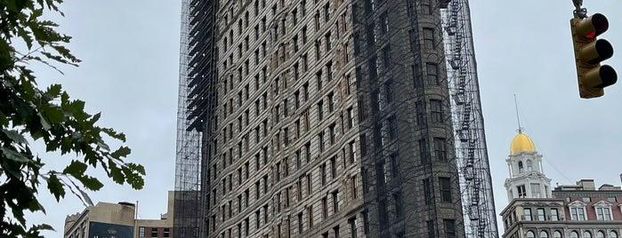 Flatiron Building is one of NYC #NEWYORK.