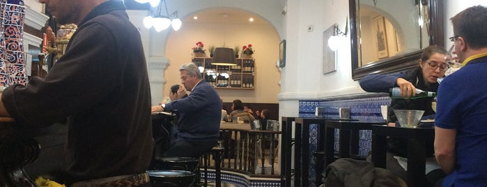 Cafe Europa is one of Spain.