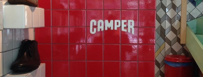 Camper is one of Posti che sono piaciuti a Argyri.