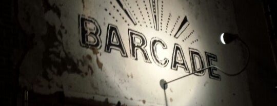 Barcade is one of Foobooz 50 Best Bars in Philadelphia 2013.