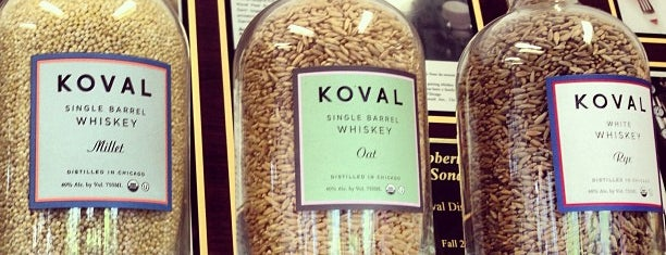 Koval Distillery is one of Chicago Chicago.