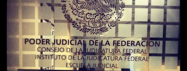 Instituto de la Judicatura Federal is one of Thelmaさんのお気に入りスポット.