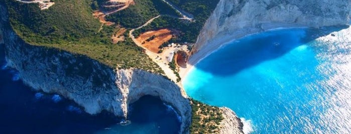 Lefkada is one of Greece.