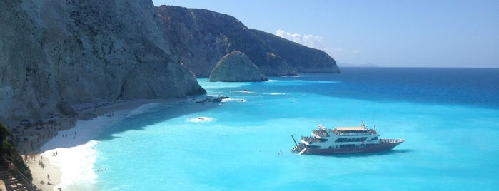 Porto Katsiki is one of Greece.
