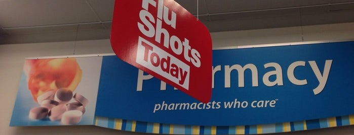 CVS pharmacy is one of mark (Jason) 님이 좋아한 장소.