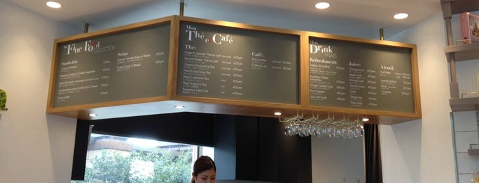 ELLE Cafe is one of NRT.
