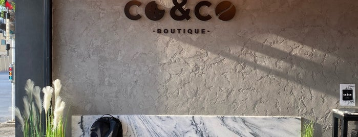 CoCo Boutique is one of Cafes.