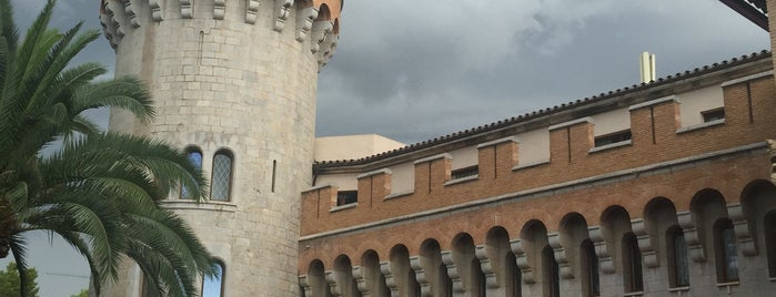 Castillo Hotel Son Vida is one of Locais curtidos por Jose Antonio.