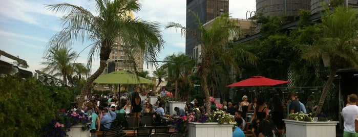 230 Fifth Rooftop Lounge is one of The Best Places to Drink Outdoors in New York.