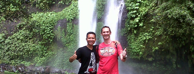Sindang Gila Water Fall is one of Indonesia.