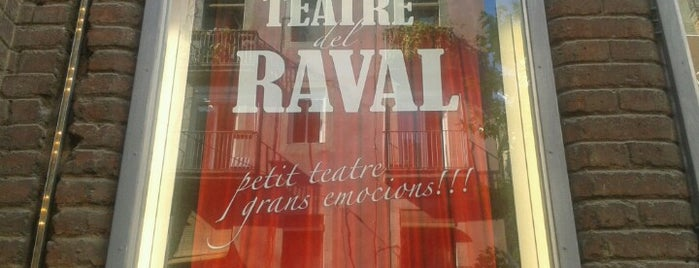 Teatre del Raval is one of Around Paral·lel.