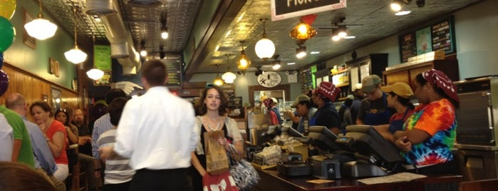 Potbelly Sandwich Shop is one of Lunch Around Carnegie Hall.