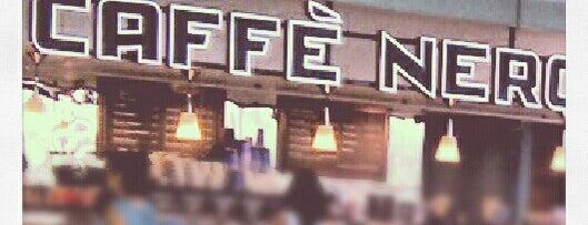 Caffè Nero is one of Veni Vidi Vici.