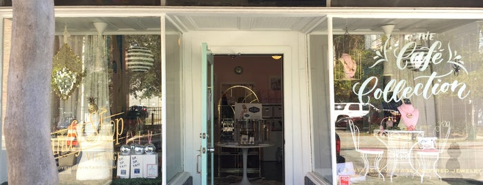 Candy shop vintage Trunk Show is one of Charleston.