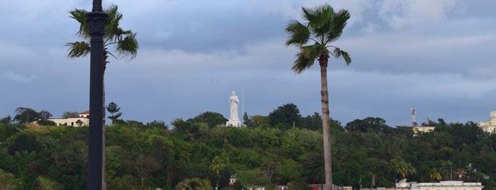 Cristo de la Habana is one of Cuba.