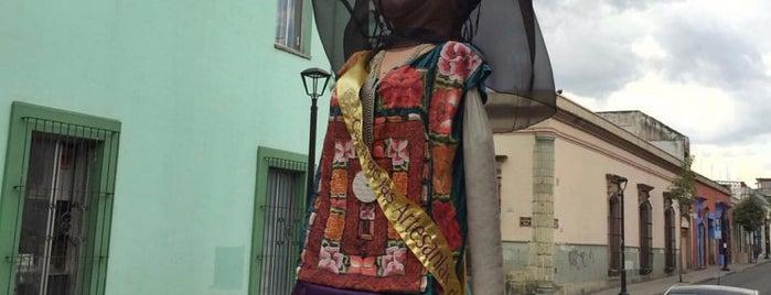 Casa de las Artesanías de Oaxaca is one of Oaxaca.