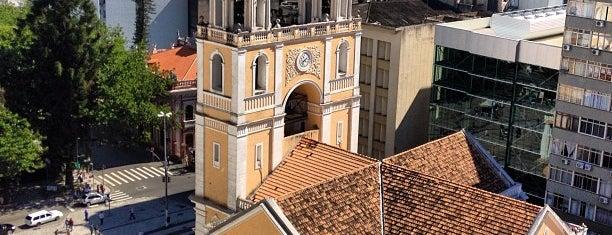 Catedral Metropolitana de Florianópolis is one of Deise'nin Kaydettiği Mekanlar.