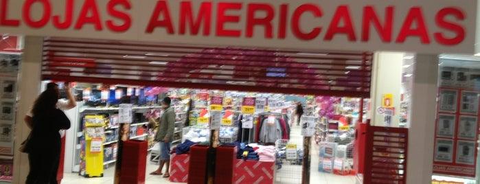 Lojas Americanas is one of Lieux qui ont plu à Cristiane.
