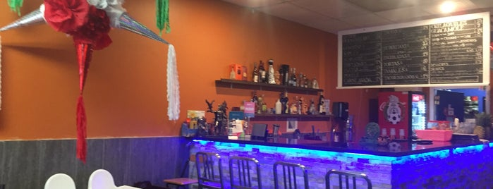 Tierra Azteca is one of Daniel's Liked Places.