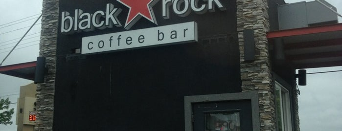 Black Rock Coffee Bar is one of Tempat yang Disukai Rosana.