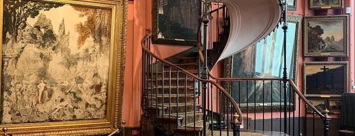Musée National Gustave-Moreau is one of Paris, musées et sites.
