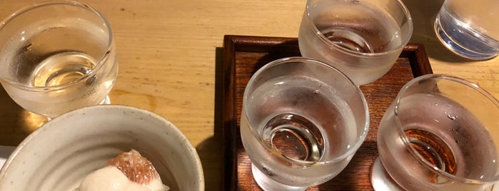 日本酒餐昧 うつつよ is one of to do.