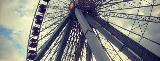 Navy Pier is one of The Chicago Experience.
