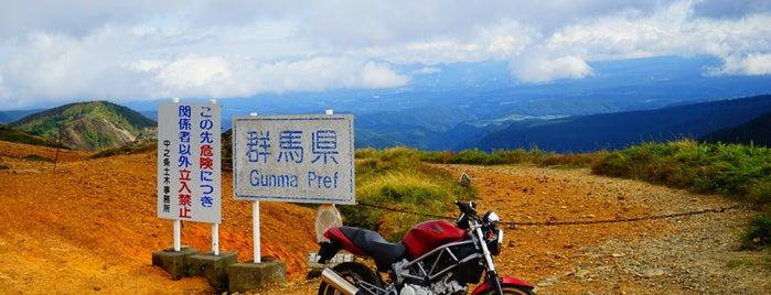 毛無峠 is one of Tempat yang Disimpan ぜろ.