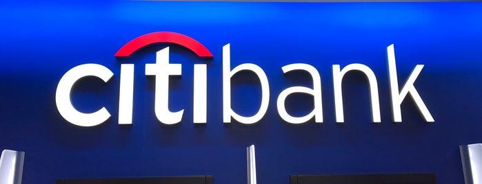 Citibank is one of Niki 님이 좋아한 장소.