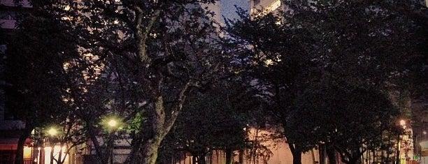 松葉公園 is one of 神輿で訪れた場所-1.