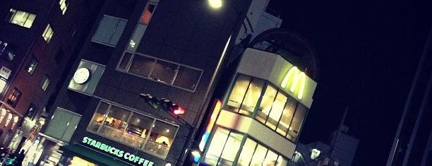 McDonald's is one of Tokyo・Kanda・Kudanshita.