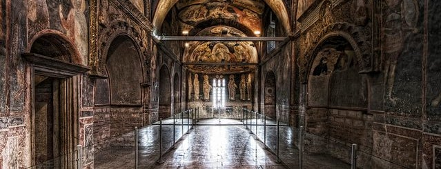 Chora Museum is one of IST.