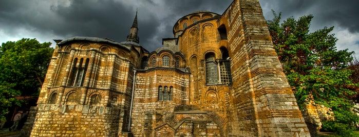 Kariye Müzesi is one of Gittiğim Önemli Yerler.