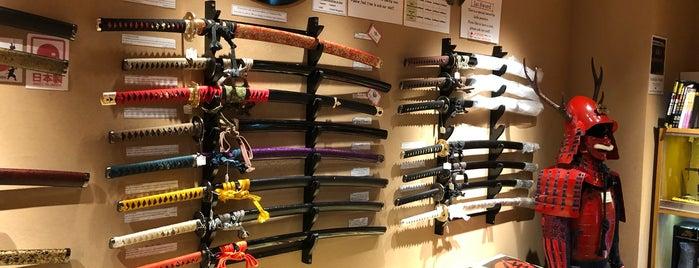 侍 Samurai Museum is one of Kris'in Kaydettiği Mekanlar.