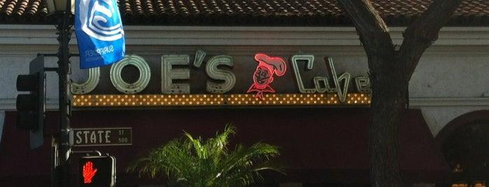 Joe's Cafe is one of Santa Barbara.