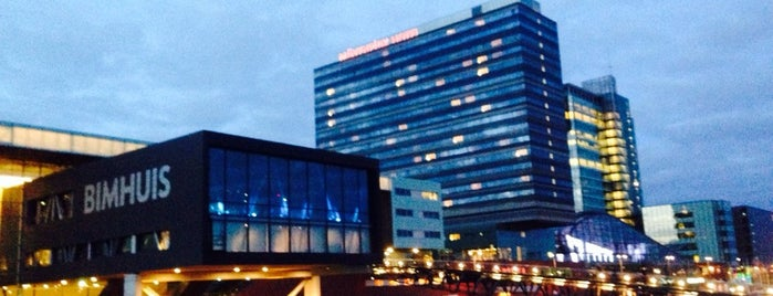 Mövenpick Hotel Amsterdam City Centre is one of Amsterdam & Belgium.