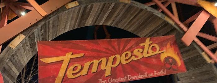 Tempesto - Busch Gardens is one of Posti che sono piaciuti a Ethan.