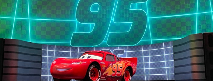 Lightning McQueen's Racing Academy is one of Josh's Liked Places.
