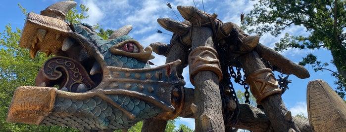 InvadR - Busch Gardens is one of Posti che sono piaciuti a Ethan.