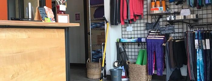 Firelight Yoga is one of Portland.