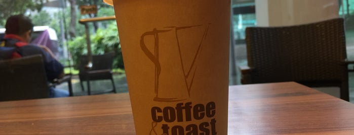 Coffee & Toast is one of Kopi.JS.