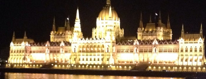 Budapest Parliament Apartment is one of Budapest.