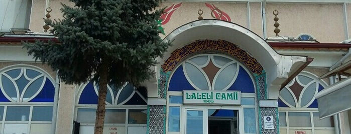 Laleli Camii is one of Kütahya | Spiritüel Merkezler.