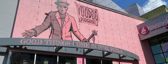 Voodoo Doughnut Universal CityWalk Orlando is one of Orlando.