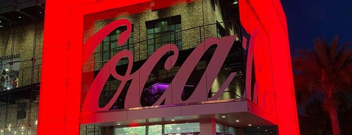 Coca-Cola Store is one of Posti che sono piaciuti a Alan.