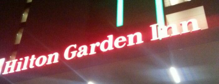 Hilton Garden Inn is one of Hilton İstanbul Otelleri.