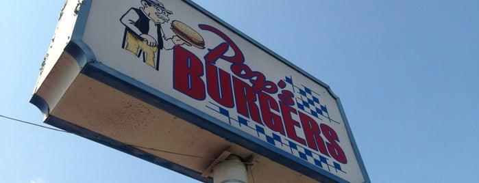 Pop's Burgers is one of Locais curtidos por Brandon.